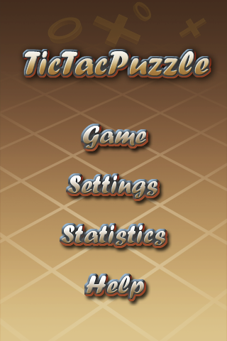 Screenshot Tic Tac Puzzle